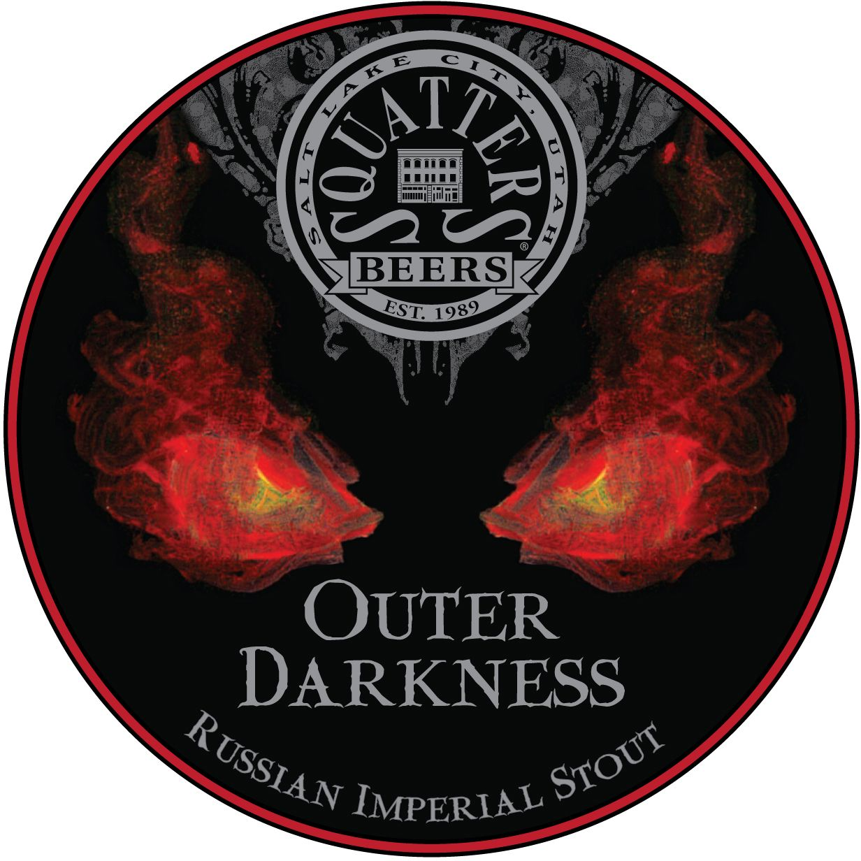 Outer Darkness Welcome To The Biggest Beer Squatters Pub Brewery Has Ever Made A Russian Imperial Stout Is One Of The Most Flavored Beer Beer Licorice Root
