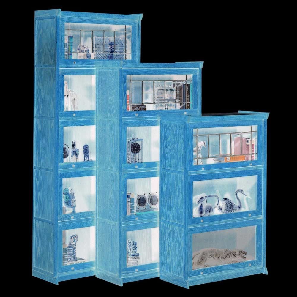 Mission Style Bookcase With Gl Doors Best Color Furniture For You Check More At Http