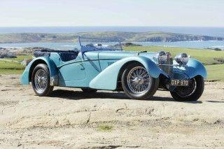 Bugatti Type 57sc Sport Tourer 1937 Bugatti Auto Da Sogno Auto