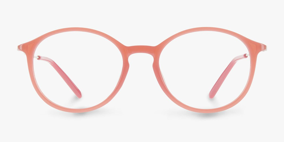 b5937c42aa1b Doc Pink Plastic Eyeglasses from EyeBuyDirect. Come and discover these  quality glasses at an affordable price. Find your style now with this frame.