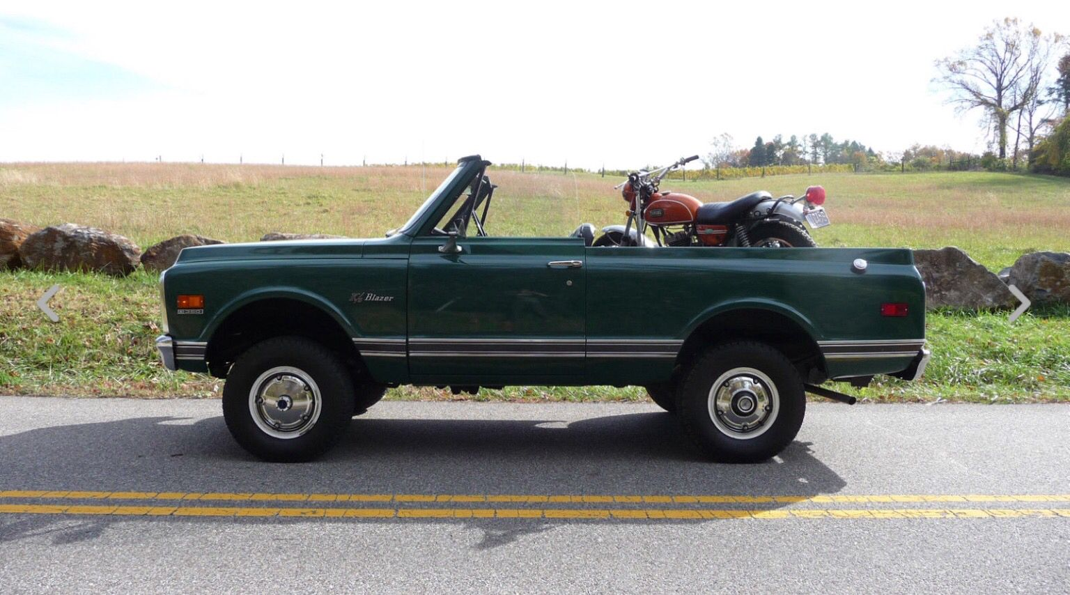 First Generation K5 Blazer Chevy Blazer K5 Chevy Trucks K5 Blazer