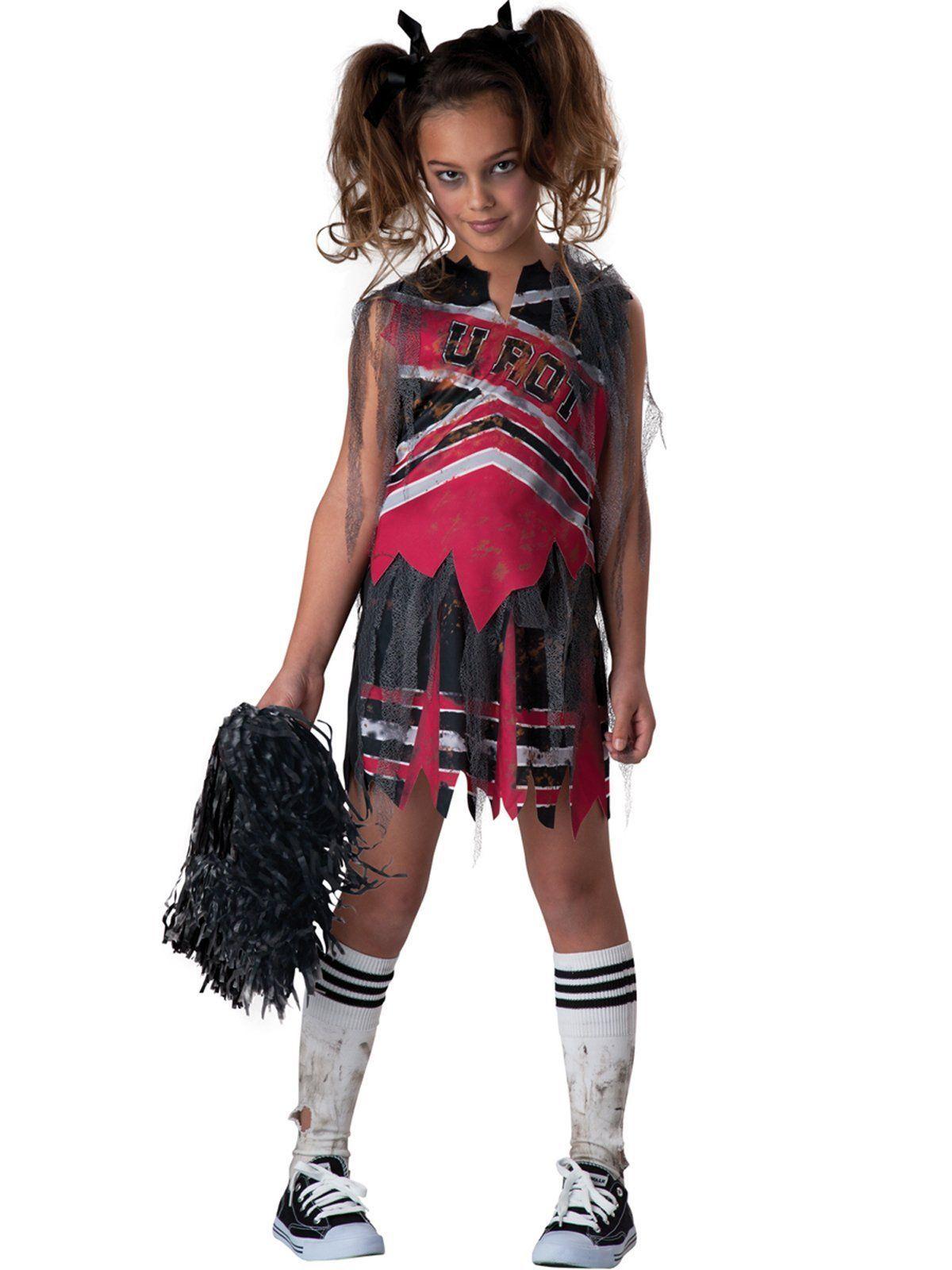 Spiritless Cheerleader Child Costume Products
