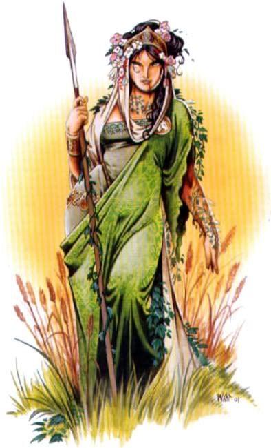 Demeter Pinterest Fertility Goddesses And Roman