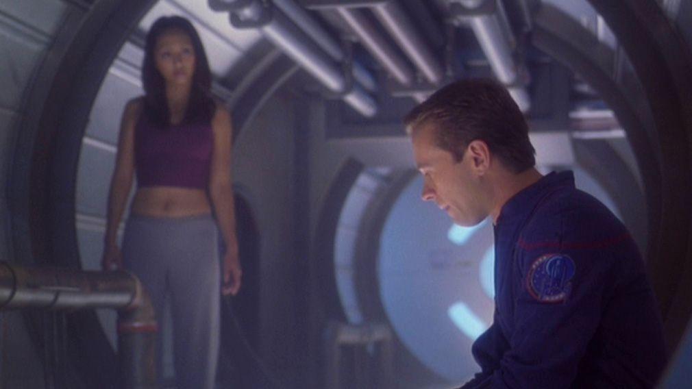 "Enterprise - ""Vanishing Point"" Season 2 Episode 10"