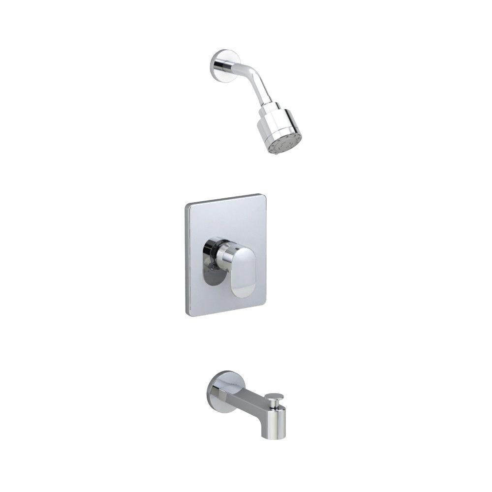 Moments Diverter Bath Shower Faucet Trim Kit Shower Repair