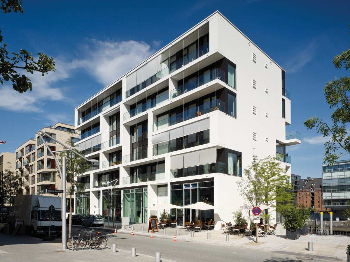 Bda hamburg architekturpreis balconies architektur hamburg architektur geb ude - Architektur hamburg ...