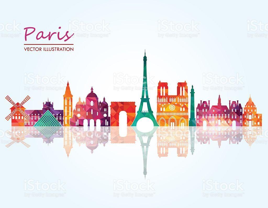 パリ 街並み イラストの画像検索結果 クラフト デザイン 街並み