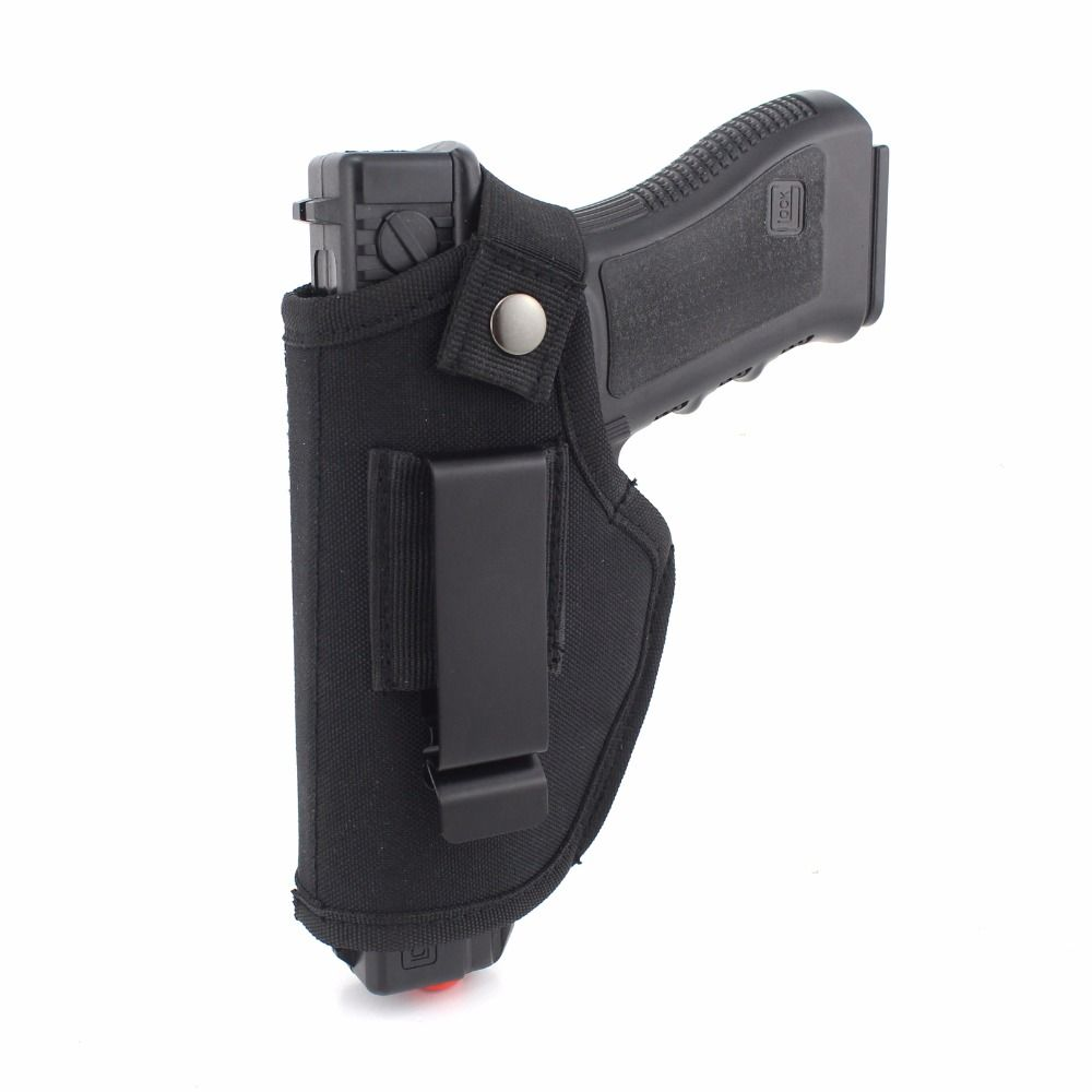 Universal Pistol Holster Concealed Carry IWB OWB Pistol Holster fit All Firearms