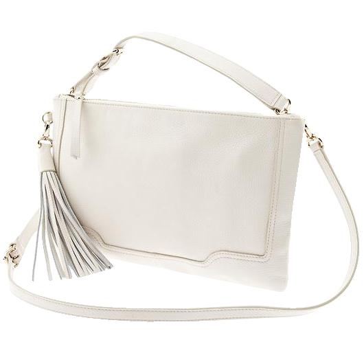 Banana Republic - White handbag - $205.00