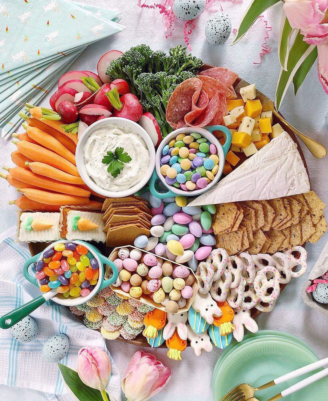 Easter Grazing Board