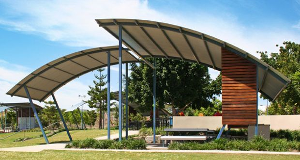 Park Shelter Designs : Park shelters by landmark products ltd selector ds