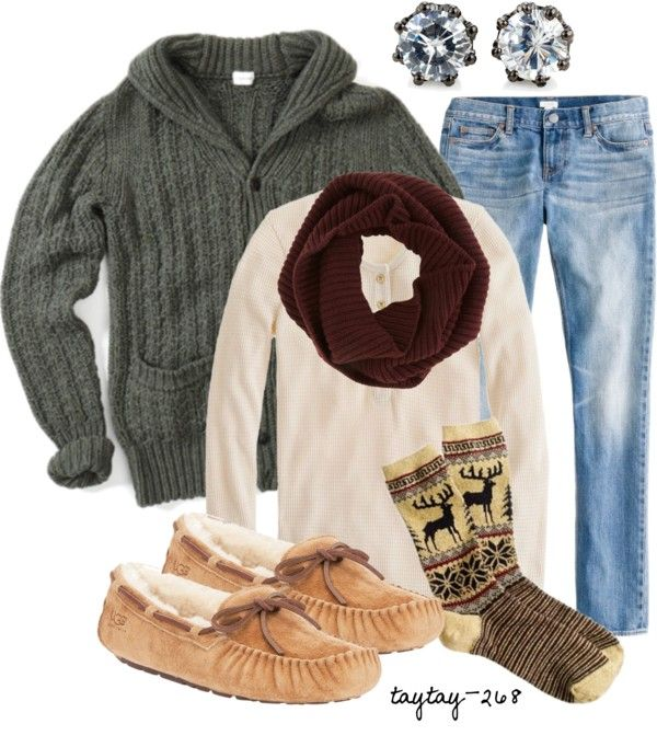 """Comfy and Cozy Are We"" by taytay-268 ❤ liked on Polyvore, with boots"