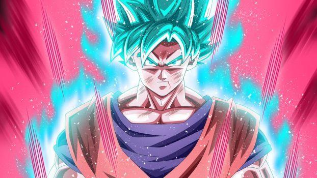Super Saiyan Blue Kaioken X20 By Rmehedi Dragon Ball Art Goku Super Saiyan Blue Kaioken Anime Dragon Ball Super