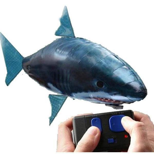 Tubarão Voador - Controle remoto
