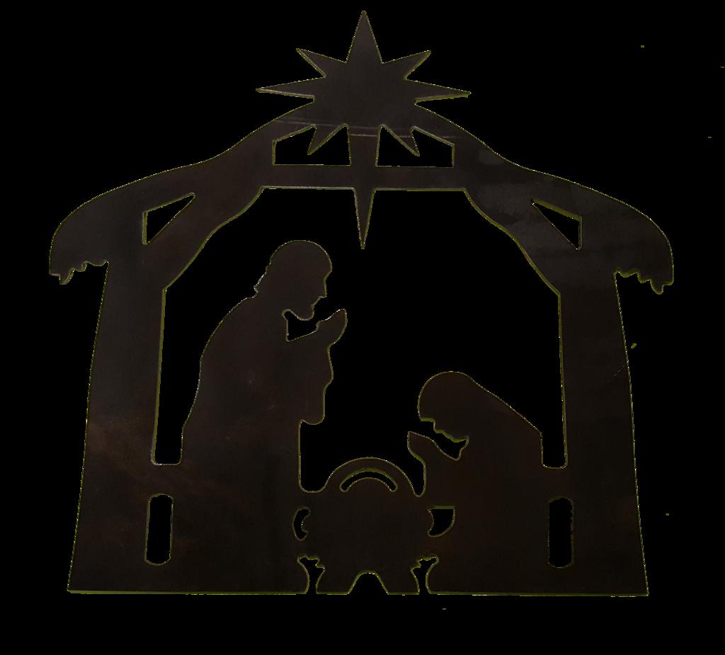 Nativity Scene Black And White Free Download Best Nativity Silhouette Nativity Scene Silhouette Nativity