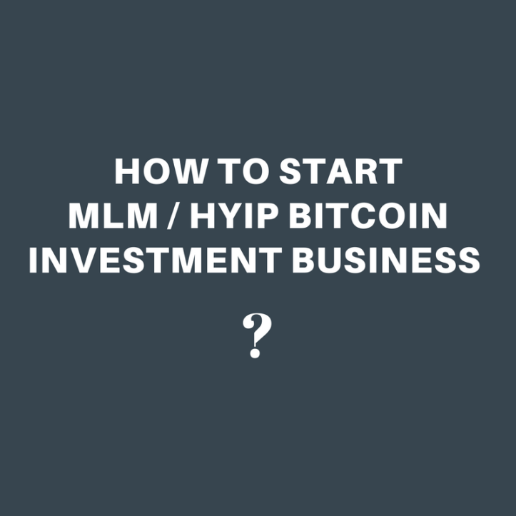 how to start a cryptocurrency investment firm
