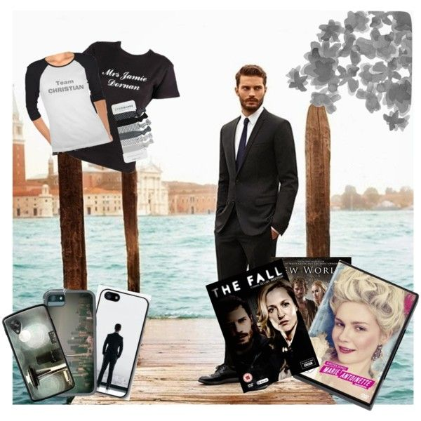 """Shades of Grey Fangirl"" by stine1online on Polyvore #fsog #FiftyShades"