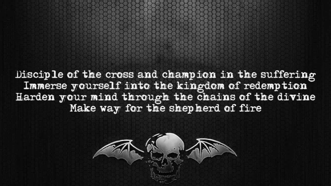 Avenged Sevenfold Hail To The King Full Album Lyrics On