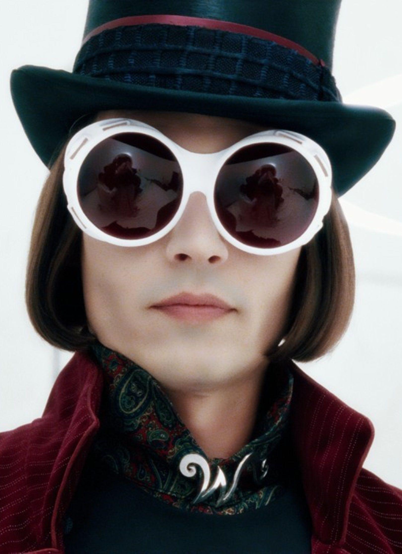 Charlie Chocolate Factory Willy Wonka