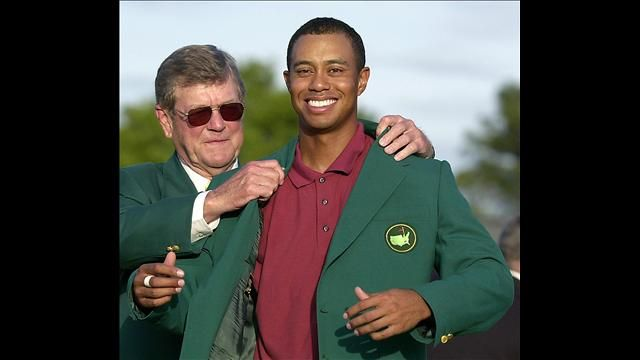 PHOTOS: Past Masters winners | 9news com | Masters Green
