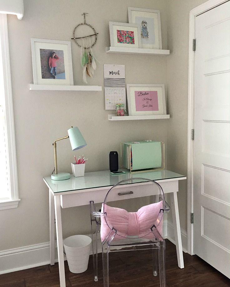 Kids Rooms Kids Desk Ideas Organization Desk Styling Girls