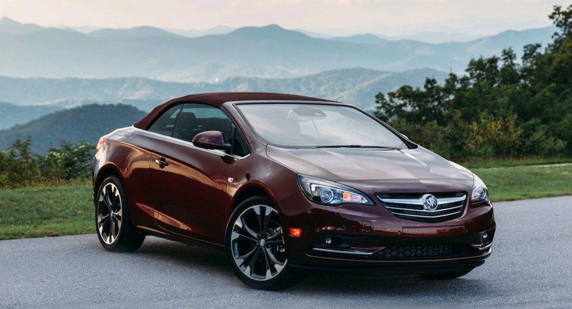 2020 Buick Cascada Concept Design