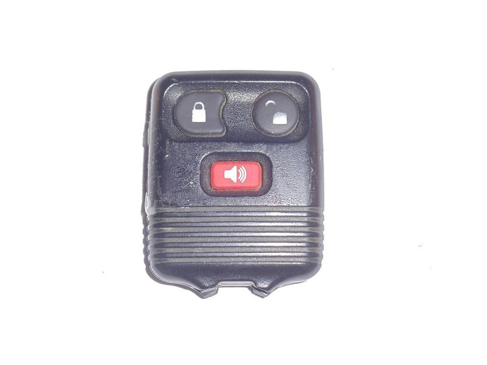 Ford Escape Keyless Entry Remote Fob 3 Button Transmitter