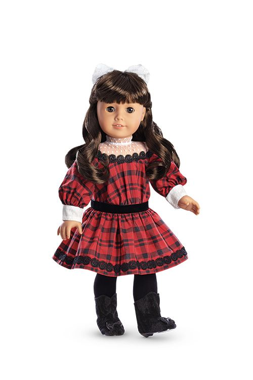 Retired American Girl My American Girl Beige Brown Doll ONE Right Meet Boot