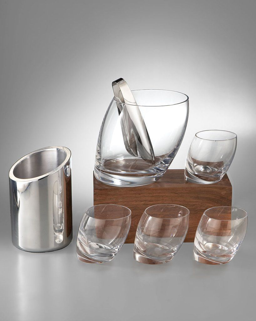 Modern, High End Glassware For The Design Obsessed