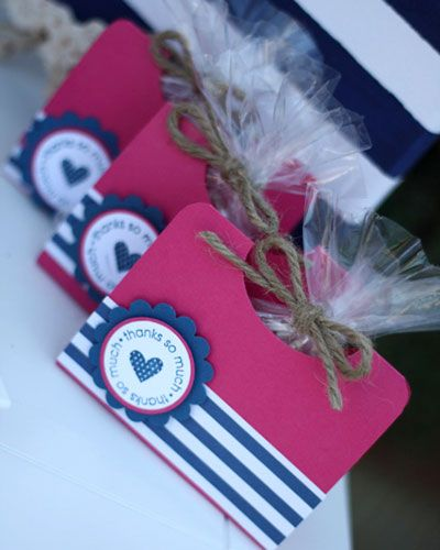 Nautical Baby Shower Favors Theme Party Ideas Pinterest Shower