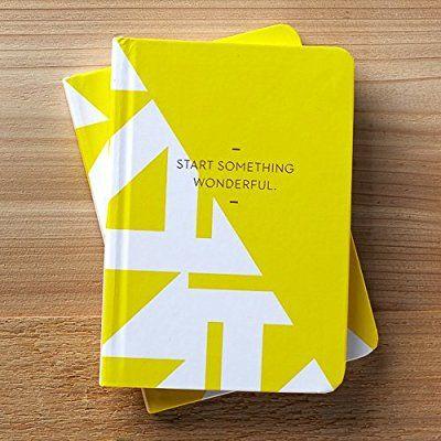 Motto Journal by Compendium: Start Something Wonde