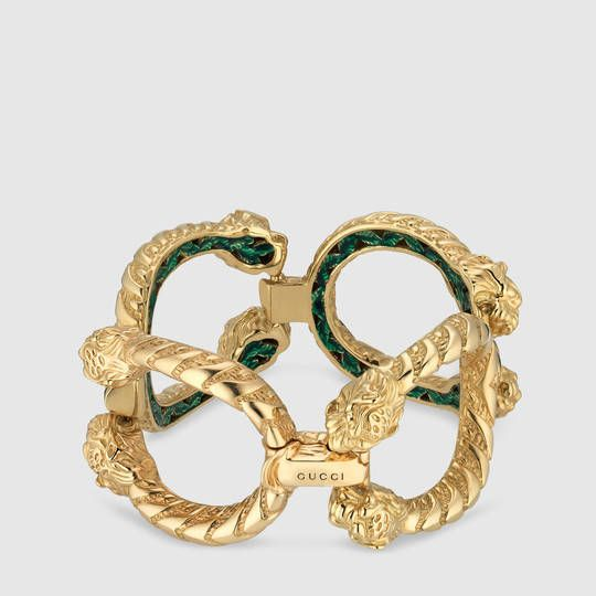 686a310ca50 Dionysus bracelet in yellow gold