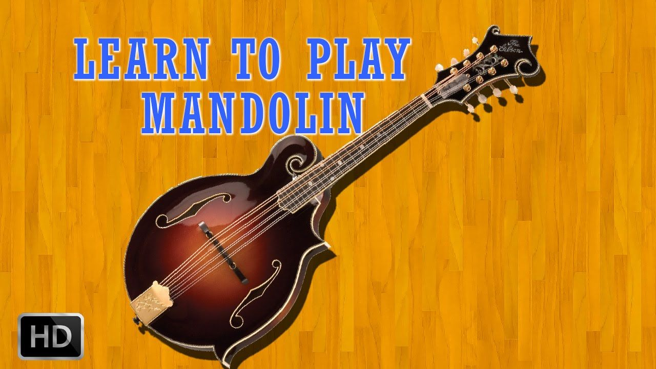 Learn to Play Mandolin Playing Gamakas Basic Lessons