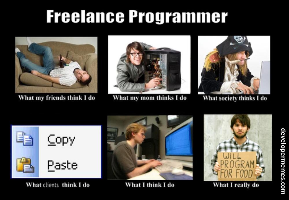 фрилансер программист как стать