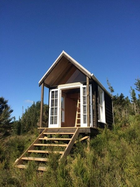 Tiny House By Love Shack Whangarei Nz House Styles