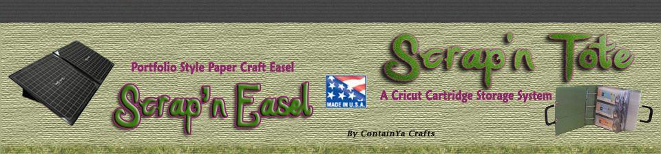 Scrap n easel rules!