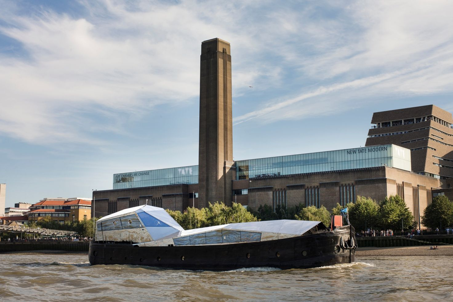 DIsegno - DESIGNARCHITECTUREREPORT Fluxus on Thames London 26 September 2016