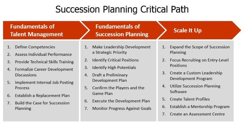 Succession Planning That Works Michael Timms Pulse