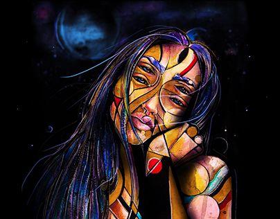 "Check out new work on my @Behance portfolio: ""Dreamer"" http://be.net/gallery/47420113/Dreamer"