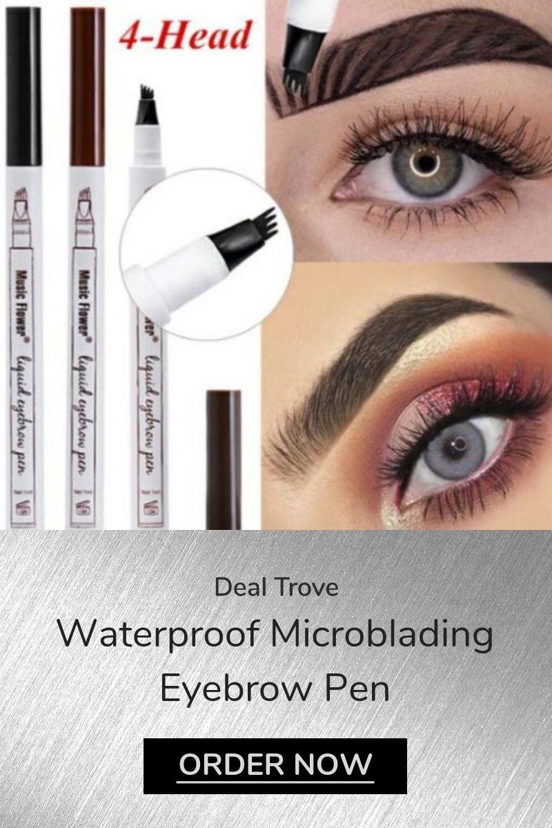 Waterproof Microblading Eyebrow Pen Microblading