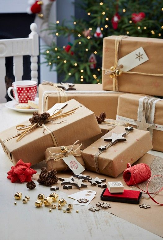 3 Fabulous Gift Wrapping Ideas Gift wrapping ideas christmas