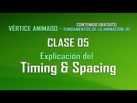 Clase 05 - Explicación del Timing & Spacing