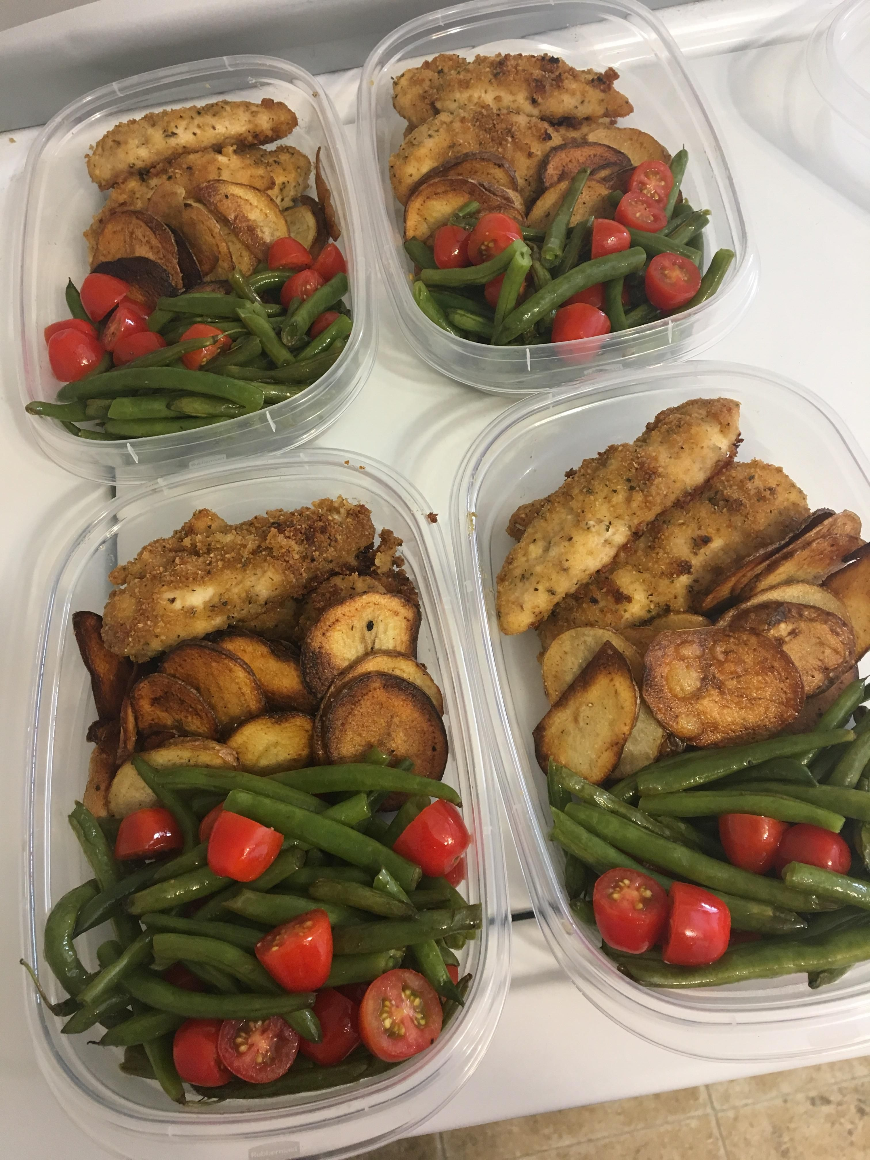 New to this whole sub first time every trying meal prep so