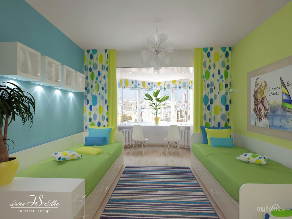 комната для разнополых детей разного возраста фото 21 тыс