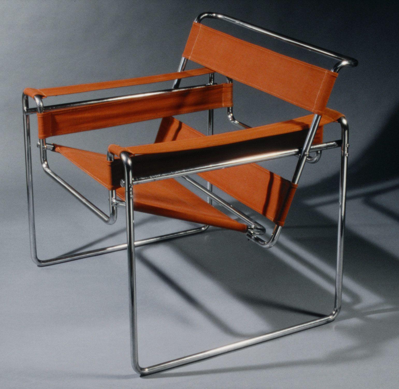 """""""Wassily"""" Armchair Furniture design modern, Mid century"""