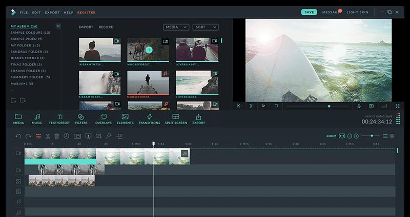 Filmora9 Best Photo Editing Software Video Editing Software Video Editing