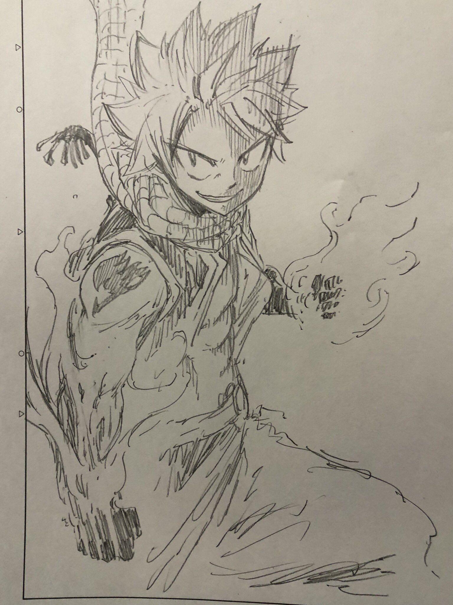 Kết quả hình ảnh cho ảnh vẽ natsu