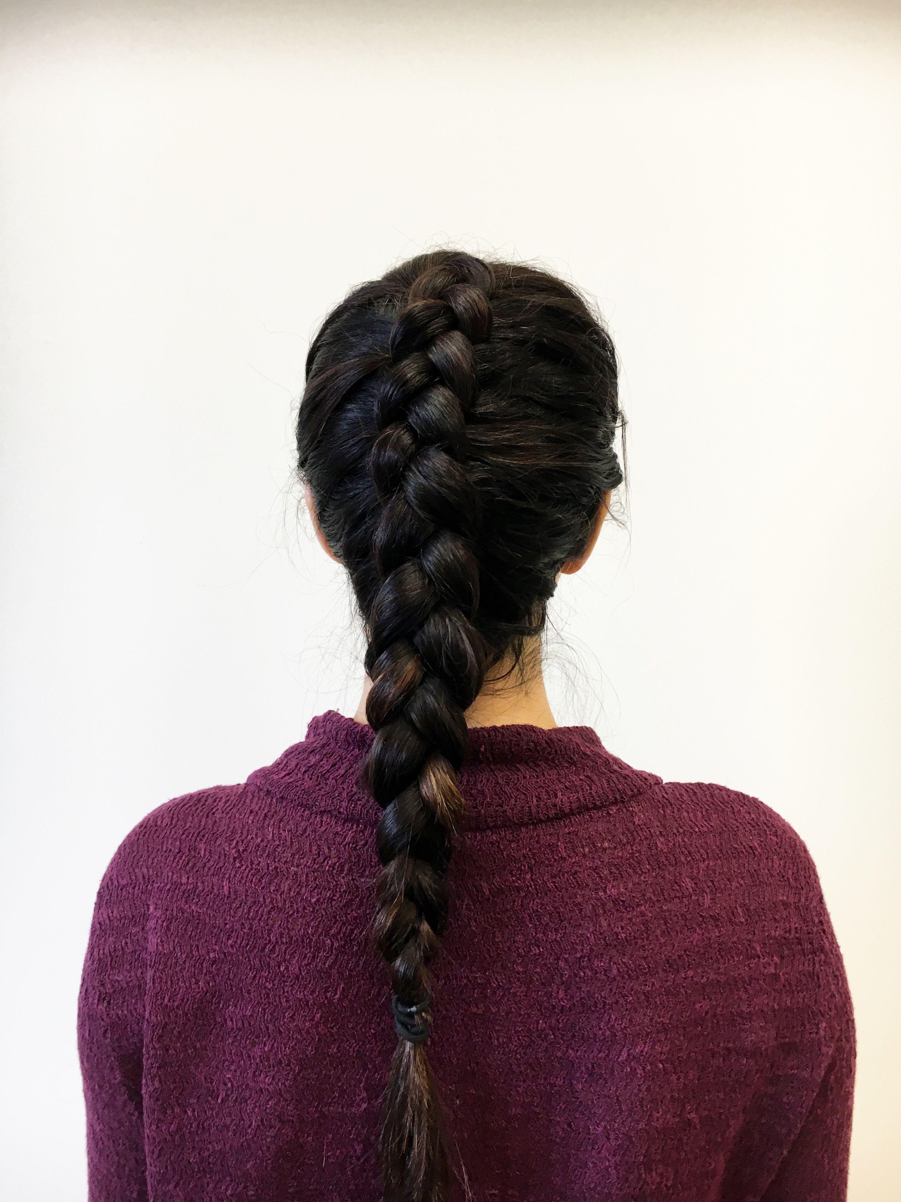 Pin By Lunch Break Hair On Lunch Break Braid Hair Styles Her Hair Hair Wrap