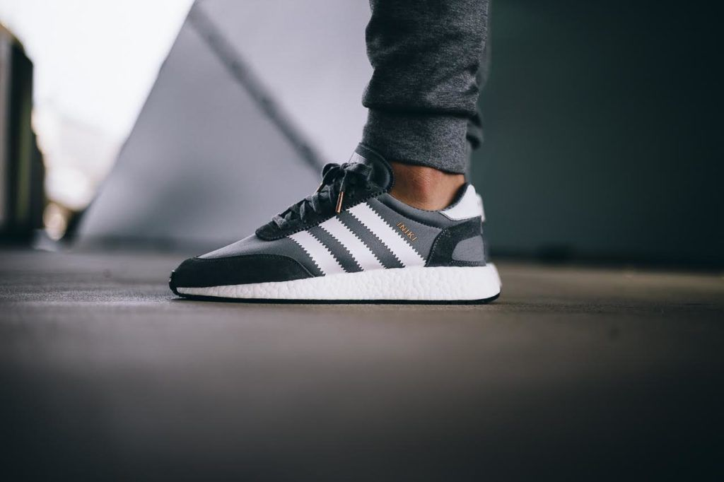 adidas Originals Iniki Runner On Foot Preview | Athletic