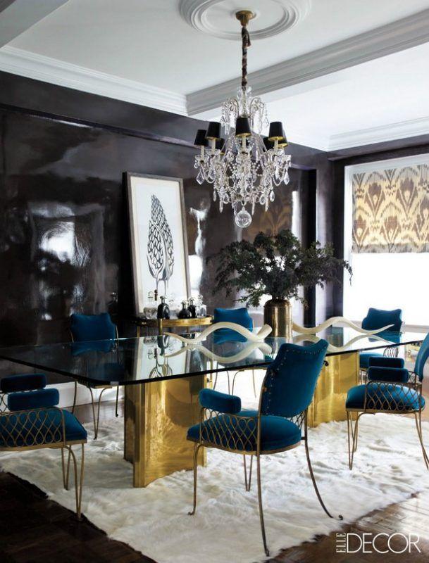 5 Interior Design Tips By Elle Decor For Luxury Interiors Modern Dining Room Dining Room Light Fixtures Home Decor Best dining rooms elle decor